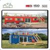 Stile differente personalizzato con il contenitore prefabbricato come casa modulare della Camera