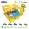 Qmy4-30A de Concrete Mobiele Machine van het Blok in Afrika