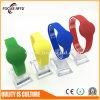Wristband ISO18000-6c del silicio de la frecuencia ultraelevada 865MHz-965MHz RFID