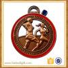 주물 로고 아연 합금 스포츠 메달 마라톤 메달을 정지하십시오