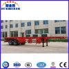 China 40FT dois trens 45t Recipiente do esqueleto semi reboque/reboques para promoção