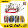 16 in 1 Multifuctional Bicycle Folding camera Repair Tool Kit