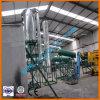 Petróleo de motor preto de 10 Tpd que recicl a máquina ao combustível Diesel novo, planta de destilação do petróleo Waste
