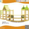 El Kindergarten juguete de madera Estante para niños