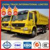 Autocarro con cassone ribaltabile pesante delle rotelle di Sinotruk HOWO 371HP 10