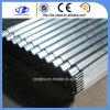 Hoja galvanizada SGCC del hierro para la hoja acanalada de la azotea del material para techos