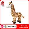 Peluches molles de giraffe de peluche de jouets de vente chaude