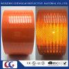 De hoge Oranje Weerspiegelende Band van het Zicht in Grootte 15cm van het Broodje Breedte