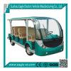 De elektrische Bus van de Pendel, 11 Zetels, b.v. Gloednieuwe 6118kb, Goedgekeurd Ce,