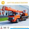 Vendita calda gru mobile montata gru della gru del camion da 20 tonnellate