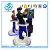 CS Shooting Game Double Player Gun Fighting Vitual Reality Simulator 9d Cinema Game Machine di 9d Vr