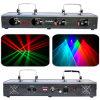 Laser Vier van de Disco van Guangzhou Populaire het Hoofd vier-Kleur Red&Green/Licht van de Laser van de Straal