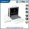 4D Color Doppler Scanner de ultra-som portátil digital para veterinária