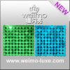 Панель стены PVC яркия блеска Shimmer патента декоративная