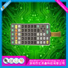 Interruptor de encargo del tacto del panel de China de la membrana del telclado numérico del control profesional del juguete