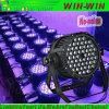 LEIDENE DMX RGBW van de Lamp van de projector kan het OpenluchtPARI