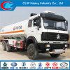 6*4 Benz del nord Petro Tanker Truck con Double Nozzle Dispenser