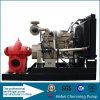 Bomba diesel centrífuga eléctrica de la succión doble de la sola etapa