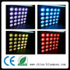 Potente LED Matrix luz de la etapa 5 * 5 RGB 3in1 Iluminación