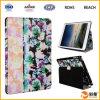 Caja de cuero de moda de la PU para el diseño de la manera del iPad para el sostenedor/la cubierta (SP-PYA204) del iPad