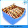 Hersteller-hohe Baumwollwaschbare Haustier-Produkt-Bett-Hündchen-Betten