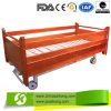 Hopsital manuale ICU Bed con Two Functions (CE/ISO/FDA)