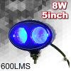 Het nieuwste Model Blauwe LEIDENE Lichte 8W LEIDENE van de Vorkheftruck Licht van het Werk