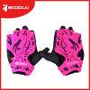 Guantes del levantamiento de pesas del entrenamiento de la gimnasia de los nuevos productos, ciclo de los guantes