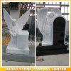De volledige Gesneden Steen van het Monument van de Engel