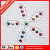 De uitvoer naar 70 Brieven van het Bergkristal van Hotfix van de Kleuren van Landen Diverse