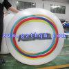 Weiße PVC-aufblasbare bekanntmachende Ballone