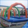 De Pool van de tent Opblaasbaar voor OpenluchtZonneschijn van Grootte 6*10*3m