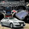 Androider Navigations-Kasten für Toyota-Krone 8 bewegt videoschnittstelle 2015-2018 Schritt für Schritt fort