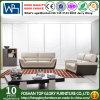 Assento 2 ajustado do sofá 3 da mobília do sofá moderno do couro genuíno da sala de visitas (TG-S175)
