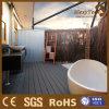 家の装飾のための経済的な様式の庭の合成の木製のDecking