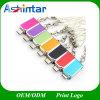 USB Mini memorias USB Memoria USB Stick Metal giratorio teléfono USB Flash Drive