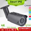 2017 камера Starlight нового наблюдения пули IP Onvif 4k 8MP напольного франтовская