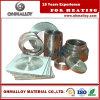Striscia stabile della lega 0cr21al6 di resistività Fecral21/6 per il resistore di ceramica