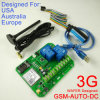 3GバージョンGSM自動二重大きい力のリレー出力GSMスイッチ・コントローラボックス
