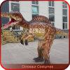 Dinosaurier-Kostüm-Spinosaurus kundenspezifisches Gehen mit Dinosaurier