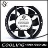 À prova de pó 17251 da ventoinha do ventilador 12V DC Soldadura 172mm por grosso