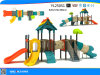 Открытый слайд-игровая площадка для продажи оборудования (YL25051)