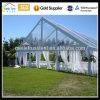 Parti de profilé en aluminium de mariage pas cher 20x20m Tente de luxe en plein air transparent