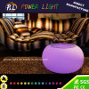Accueil, Evénements Glow Furniture Round Illuminated LED Table