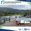 飲料のプラント廃水のための小さい汚水処理装置
