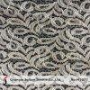Tissu de gros de textiles dentelle de coton (M3077)