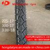 Heißer Verkaufs-hochwertiger chinesischer Reifen-Motorrad-Gummireifen 275-17 300-17 300-18