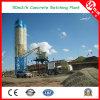 Hzs50 Stationaire Concrete het Groeperen het Mengen zich Installatie (50cbm)