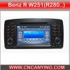 Speciale Car DVD Player voor Benz R W251 (R280…) met GPS, Bluetooth. (CY-8824)