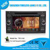 Androïde 4.0 Car Audio pour Ford Focus 2005-2008 avec la zone Pop 3G/WiFi BT 20 Disc Playing du jeu de puces 3 de GPS A8